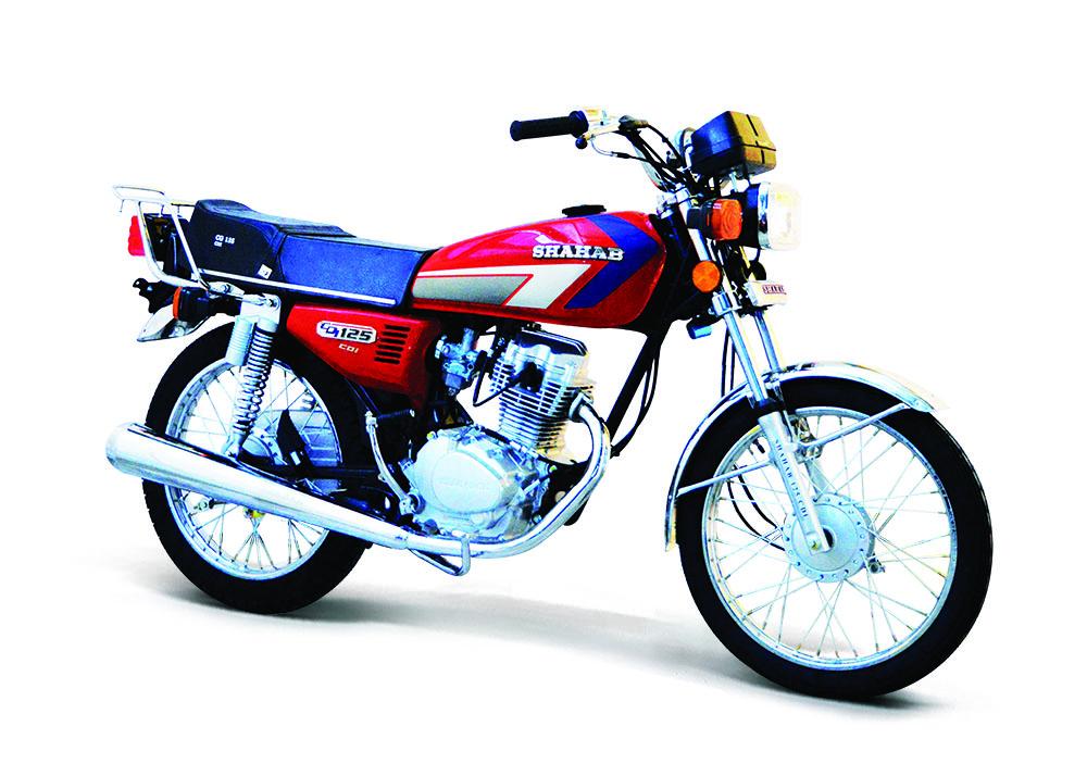 SHAHAB 125cc